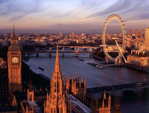 英国最美风景TOP20