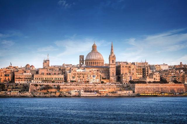 地中海之心——马耳他